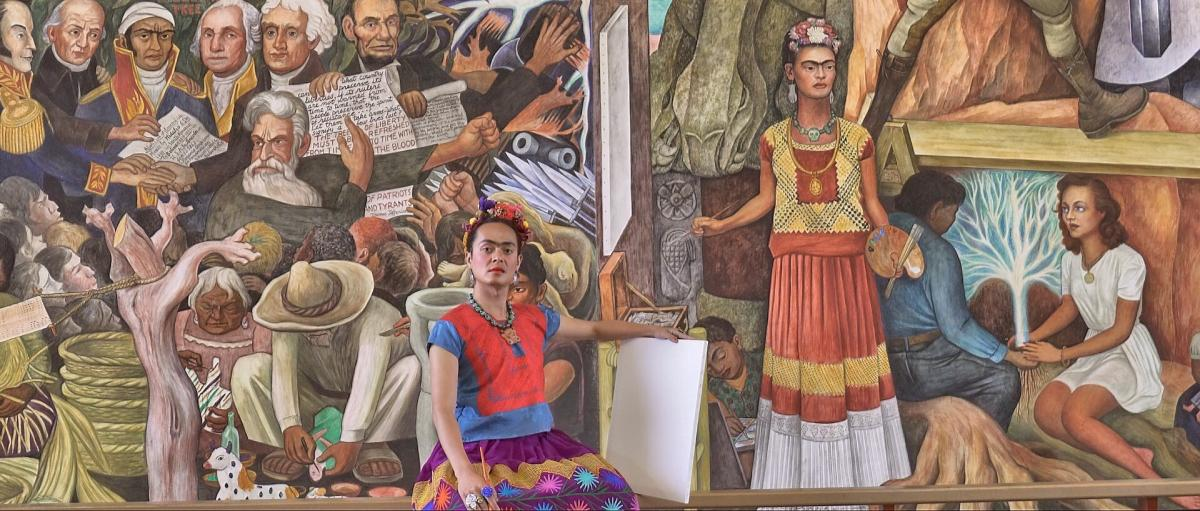 Jean Franco as Frida